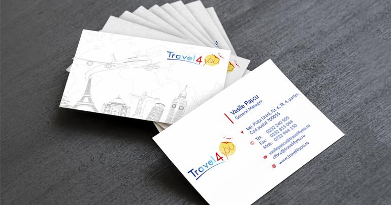 Carti de vizita carton standard
